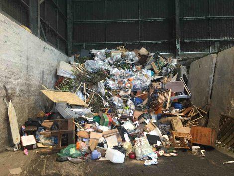 Waste Transfer Station Berkshire